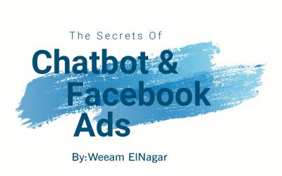 اعلانات الفيس بوك و الشات بوت
